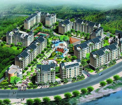 陕西·榆林·兴安小区