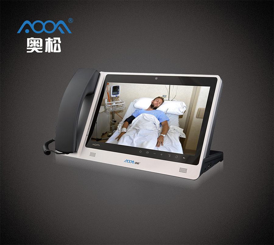 ICU丨护士站与探视主机
